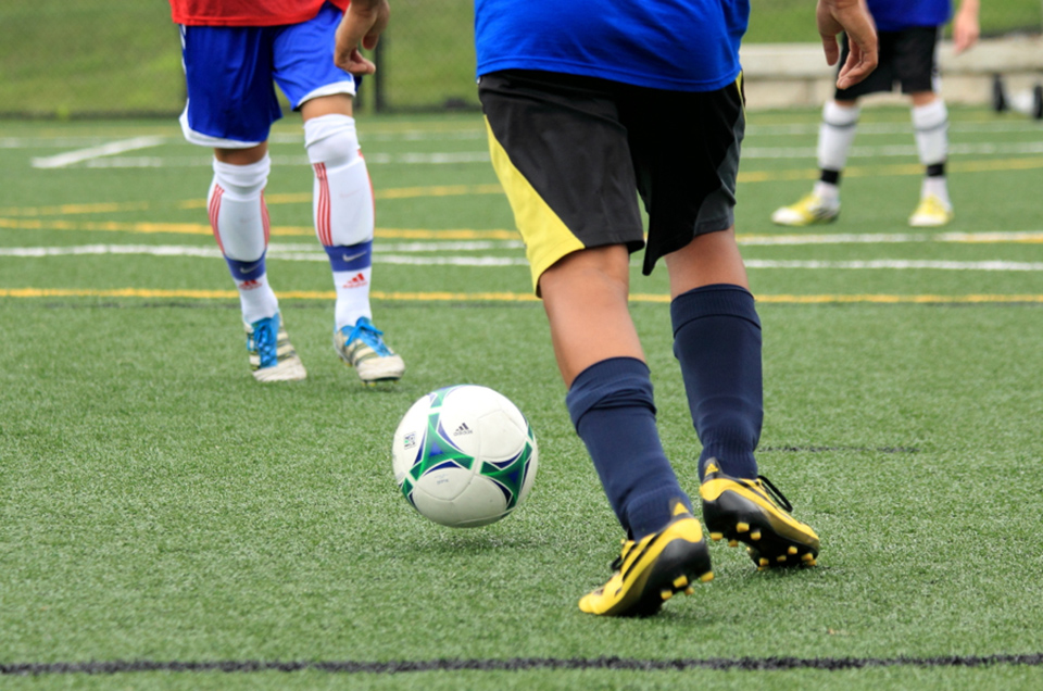 No.1 Soccer Camps Partents With Adidas