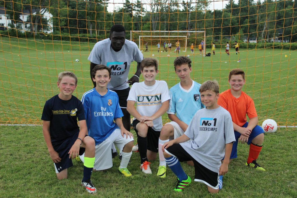 New For 2016: No. Soccer Camps Wisconsen Site