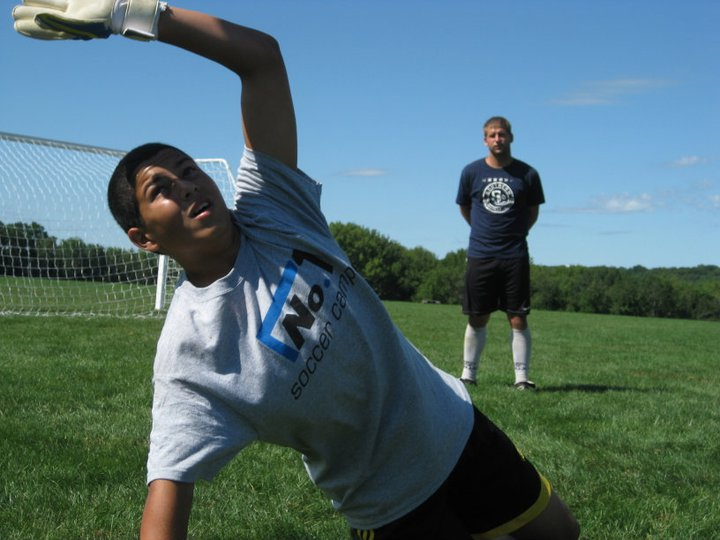 Adjusting Technique And Training Mentality In Goalkeepers