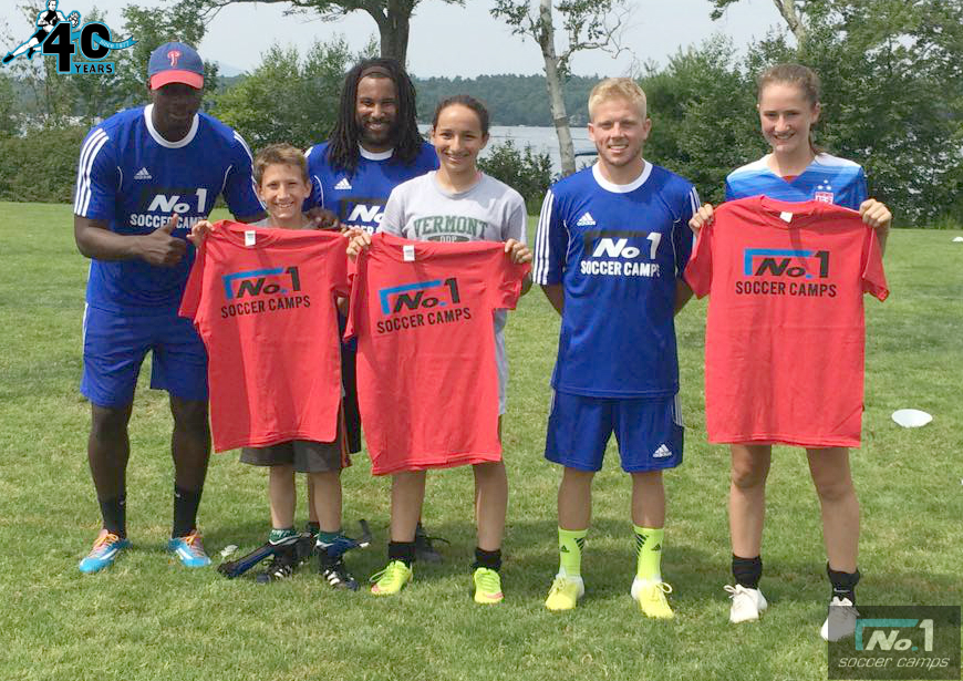 Gear Up For Spring With No. 1 Soccer Camps April Giveaways