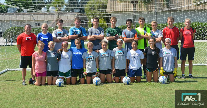 No.1 Soccer Camps' Alumni Ryan Johnson Playing In Barcelona