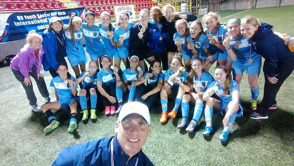 No. 1 Rd Jhon Gregg Travels To Costa Rica With Region One U15 Team