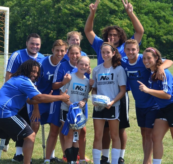 No.1 Soccer Camps 2016 Photo Contest