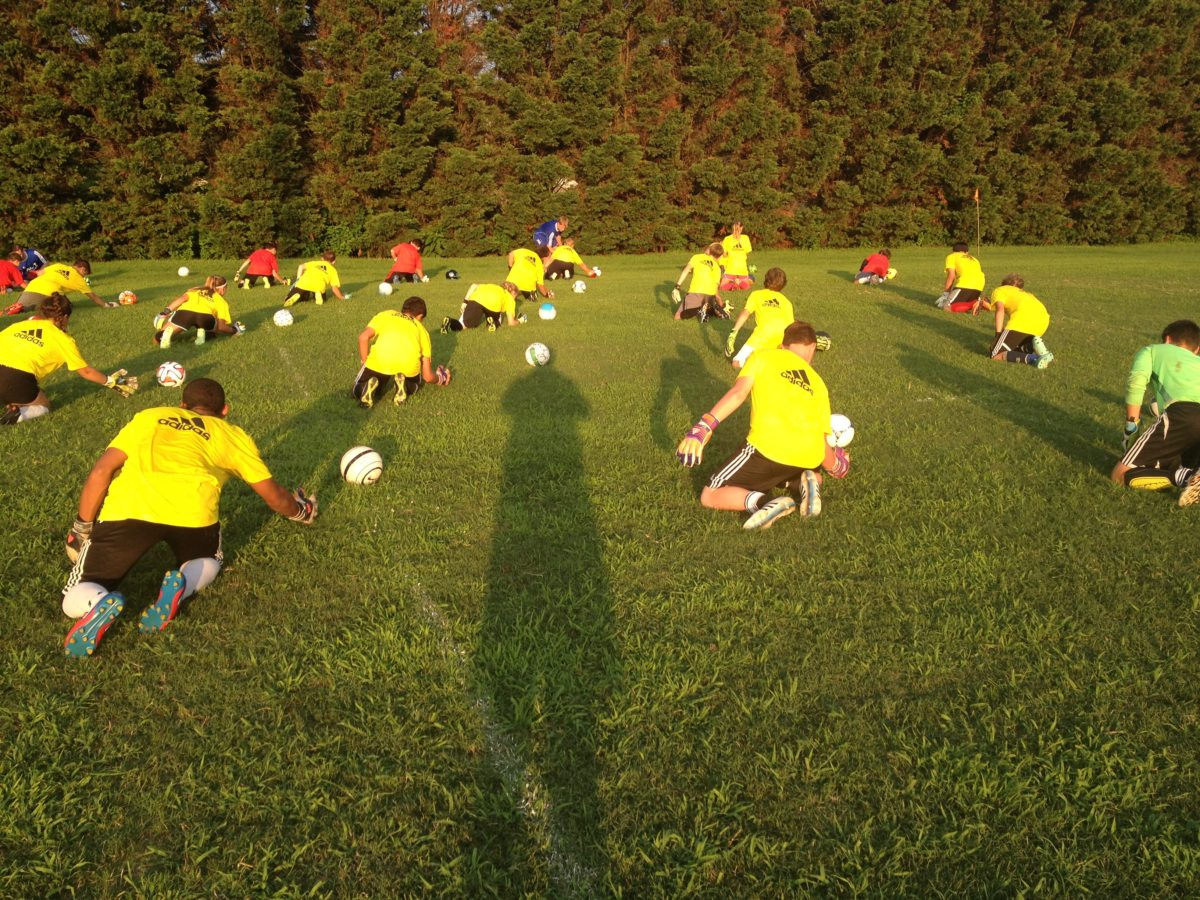 No.1 Soccer Camp International Exchange/Soccer camp In Germany