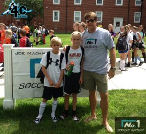 No. 1 Soccer Camps Fathers Day