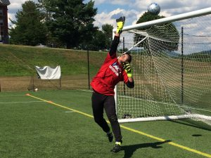 Goalkeeper Camp