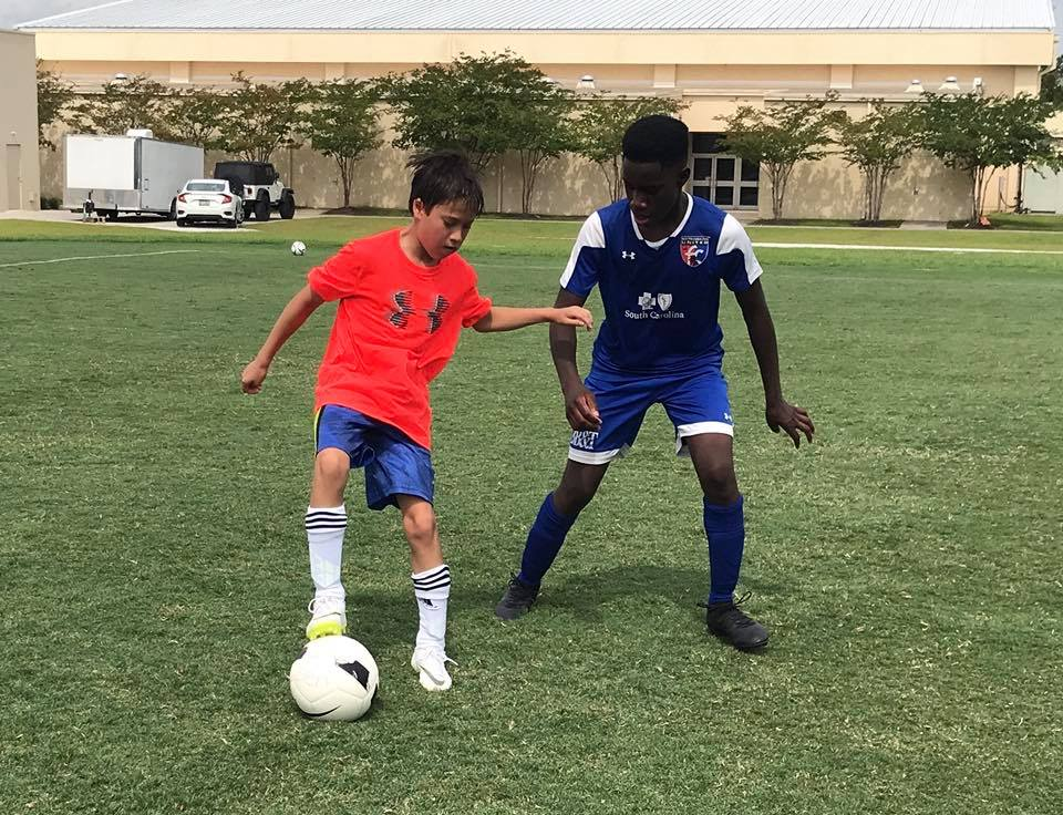 New Programs for 2019 – No. 1 Soccer Camps