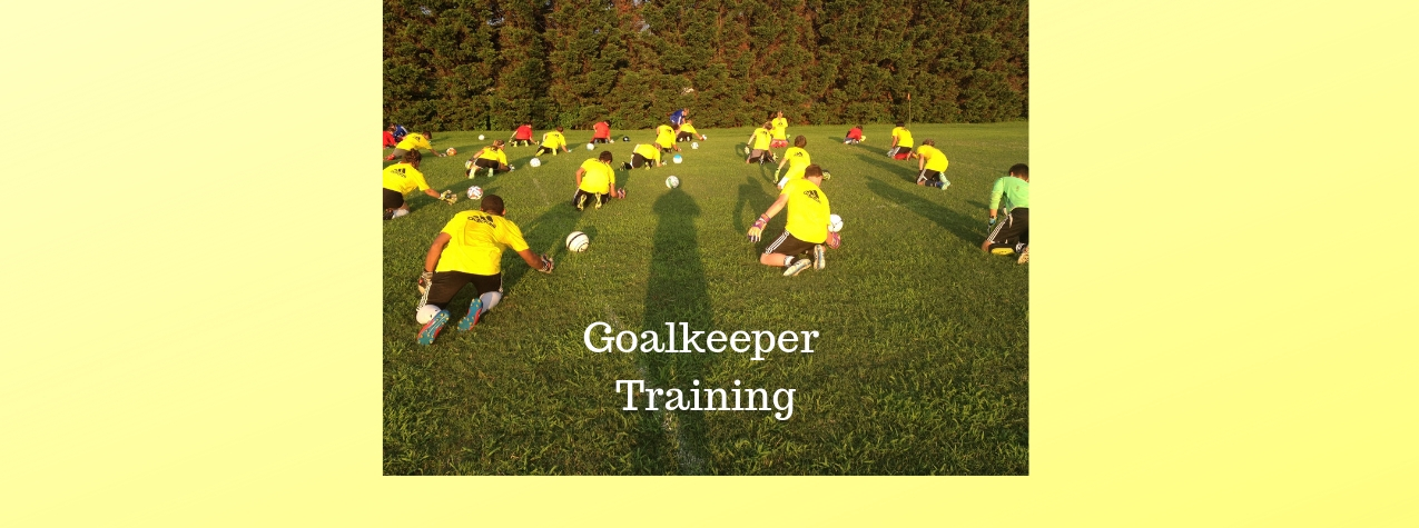 Goalkeeper-training